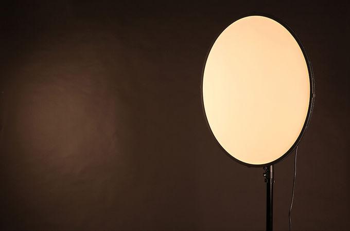 120W 스튜디오 LED 가장자리 빛 알루미늄 LED 은은한 불빛 1900 Lux/m